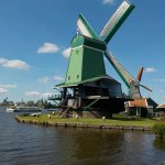 Zaanse Schans on the Zaan River