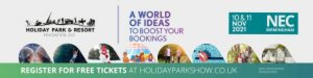 Holiday Park and Resort Innovation Show 2021