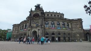 Dresden Semperoper Frauenkirche (11)