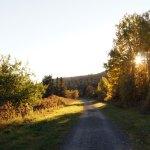 Secteur La Vallée et Le Portage dans Parc national Forillon