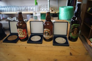 Crafting award-winning beers