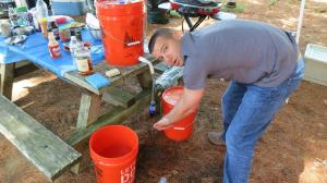 One of the things you need to do to start camping is figure out how to supply yourself with fresh water.