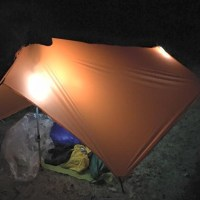 I Made My Own Backpacking Tarp, Part 4