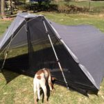 The Tarptent Rainshaddow 2 is a 3 person tent that weighs just 2.5 lbs.
