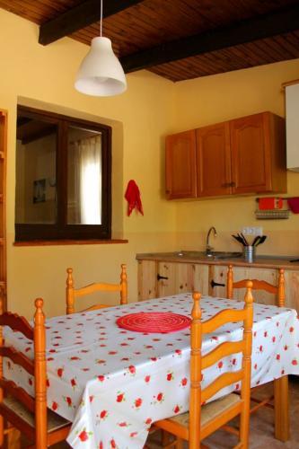 Barraca 1 cocina