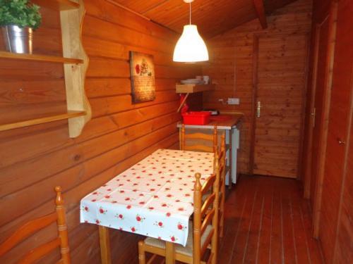 Cabaña 12 salón