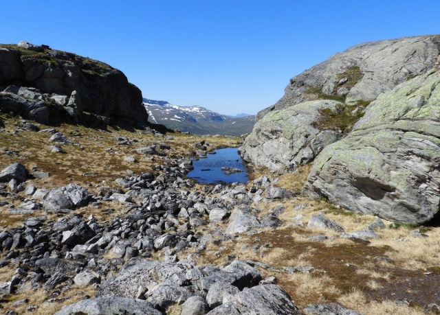 Trollheimen trekking