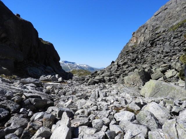 trekking Trollheimen 1