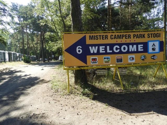 Camper Park Stogi