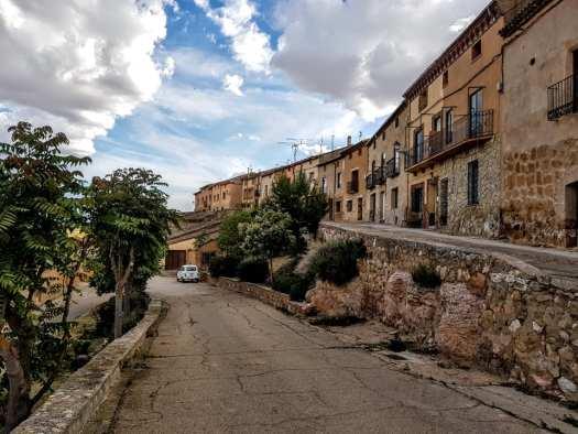 Calles de Monteagudo. Los pueblos sorianos más bonitos