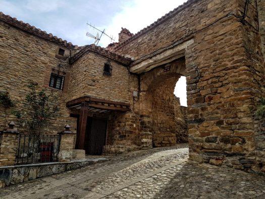 Yanguas. Pueblos medievales