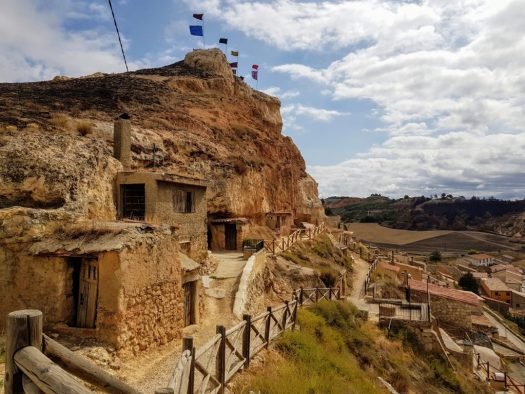 barrio de bodegas de san esteban La Ribera del Duero