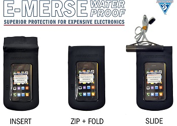 Seattle Sports E-Merse Waterproof Case Overvew