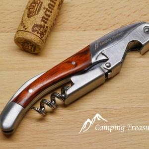 Wine Stainless Steel Corkscrew