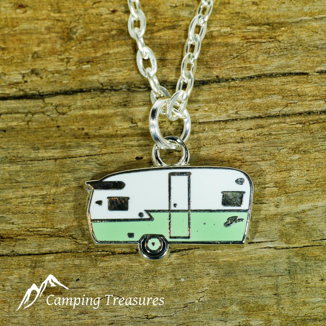 Necklace – Shasta – Seafoam Green