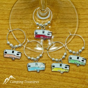 Wine Glass Charms – 1961 Shasta