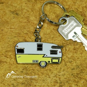 Key Chain – Shasta – Butternut Yellow