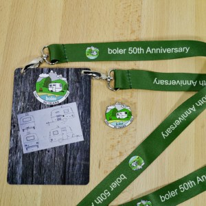 Boler – 50th Anniversary Collector Pack