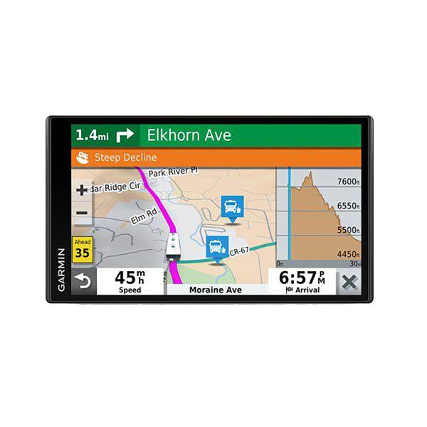 Garmin RV 780 & Traffic GPS Unit