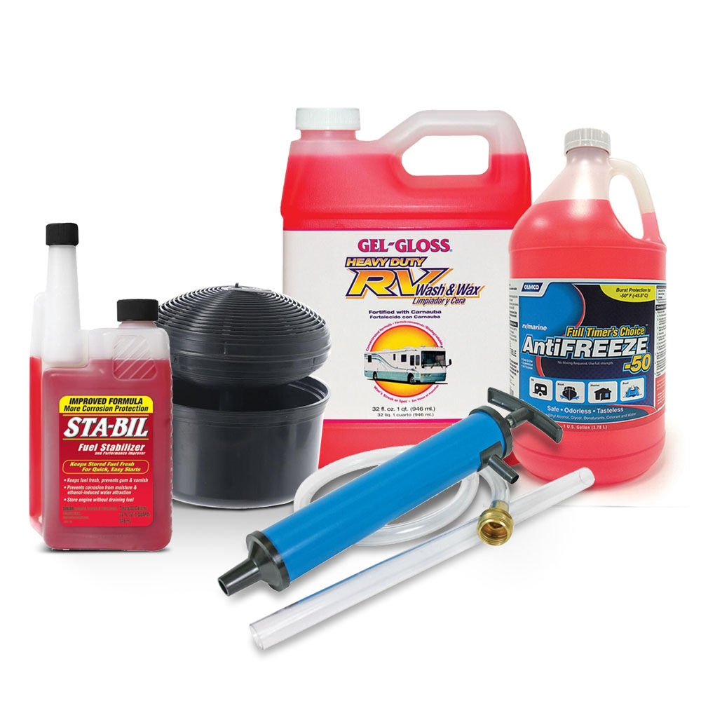 rv winterization bundle