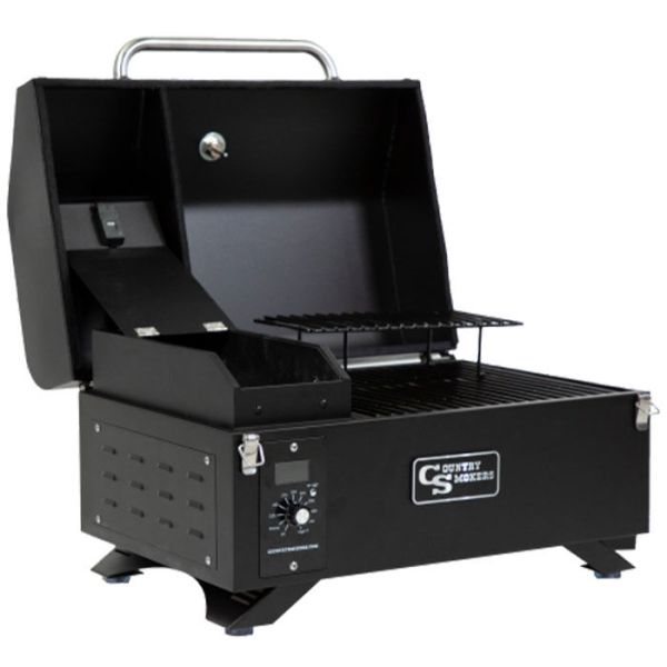Country Smokers Wood Pellet Grill