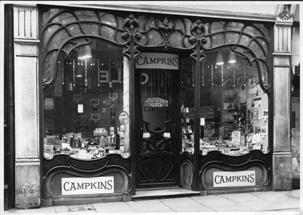 Campkins History
