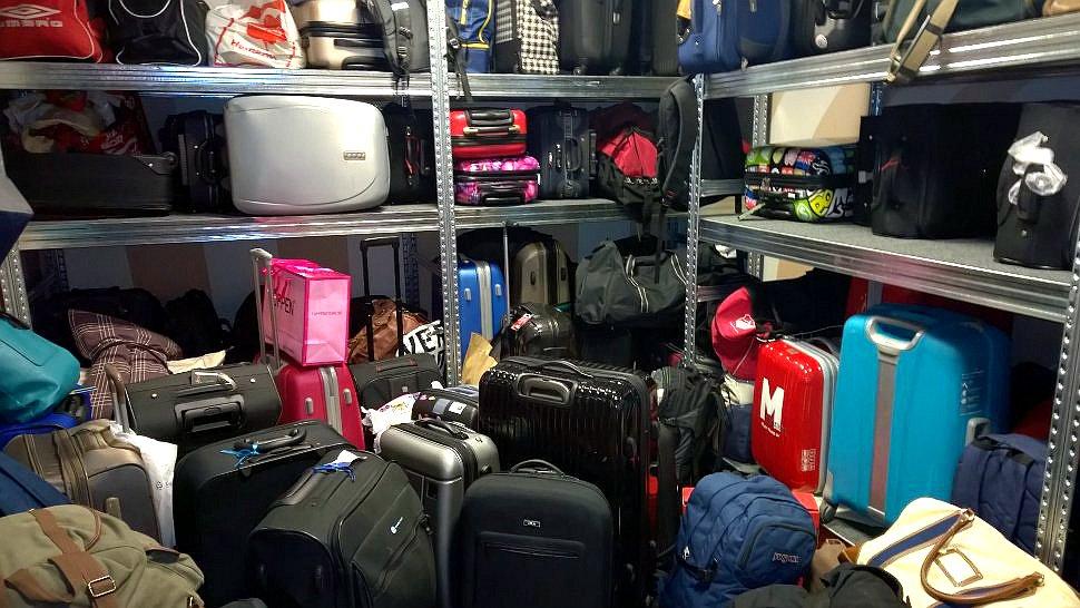 luggage-storage Cambridge