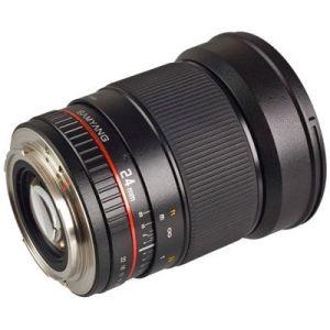 Samyang 24mm f1.4 ED AS IF UMC Lens