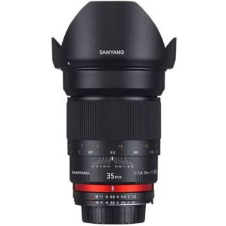 Samyang 35mm f1.4 AS UMC Lens