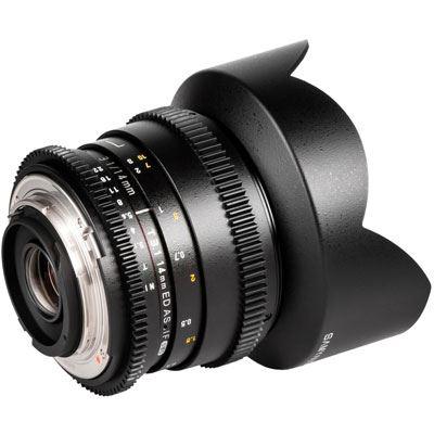 Samyang 14mm T3.1 ED AS IF UMC II Video Lens