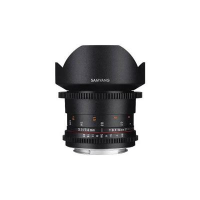 Samyang VDSLR Cinema Kit 3 - Canon Fit