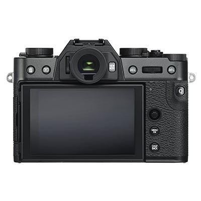 Fujifilm X-T30 Digital Camera with XF 18-55mm Lens - Black