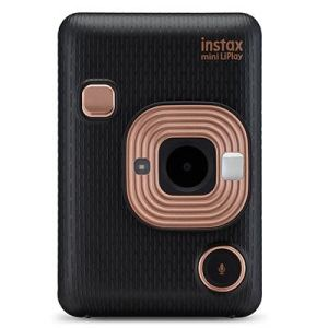 Instax mini LiPlay - Elegant Black