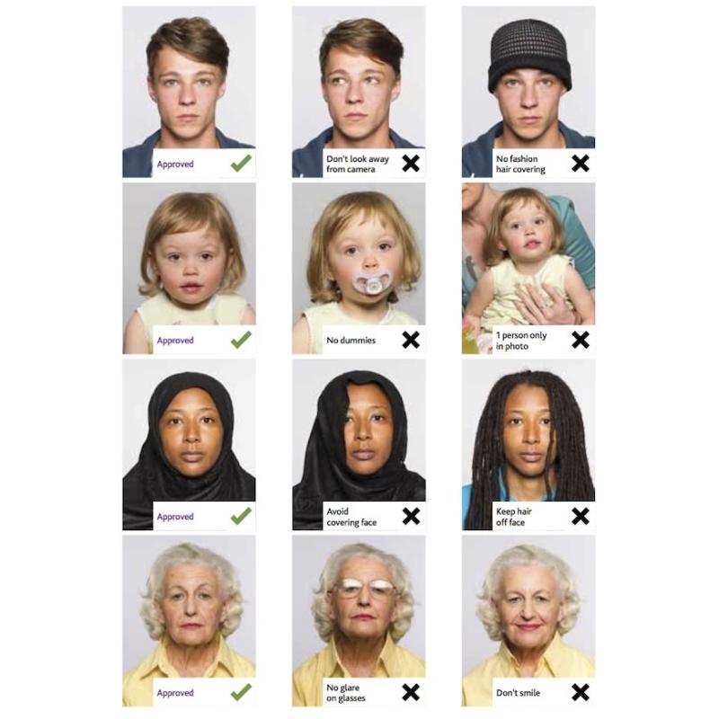 Passport Photo Guidelines
