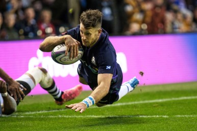 Autumn Tests 2018 Scotland v Fiji