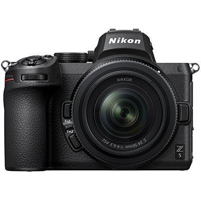 Nikon Z5 Digital Camera with 24-50mm lens