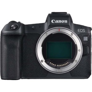 Canon R6 front