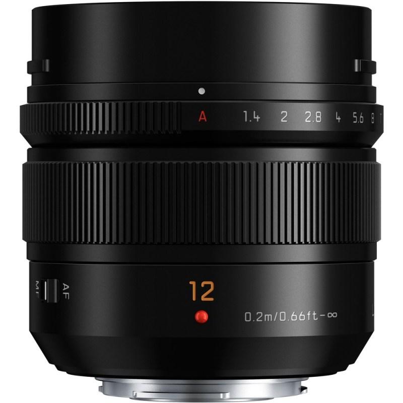 panasonic 12mm f1 4 leica dg summilux lens