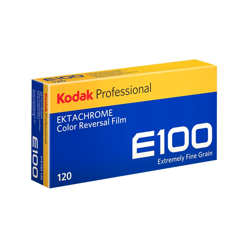 kodak ektachrome prof e100 120 5 pack