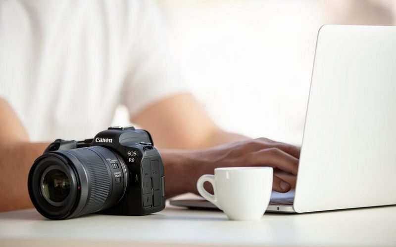 Canon R6 edited