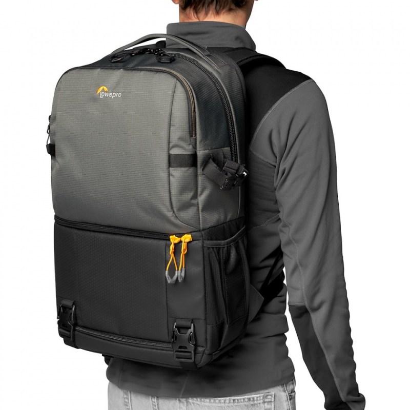 camera backpack lowepro fastpack bp 250 aw iii lp37332 pww onbody rgb