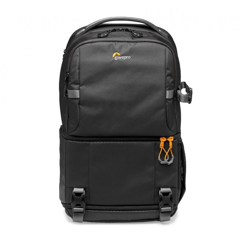 camera backpack lowepro fastpack bp 250 aw iii lp37333 pww front rgb