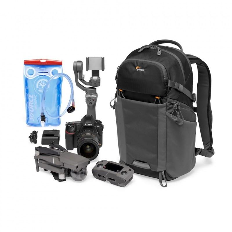 camera backpack lowepro photo active bp 200 lp37260 pww equip nikond850 mavic
