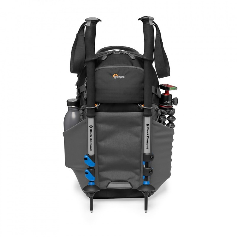 camera backpack lowepro photo active bp 200 lp37260 pww front pockets stuffed