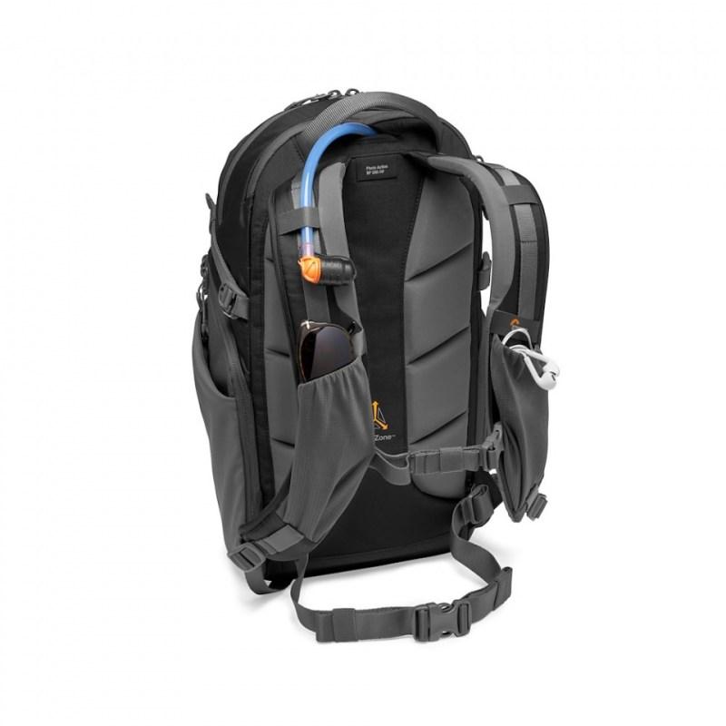 camera backpack lowepro photo active bp 200 lp37260 pww strap pockets reservoir stuffed