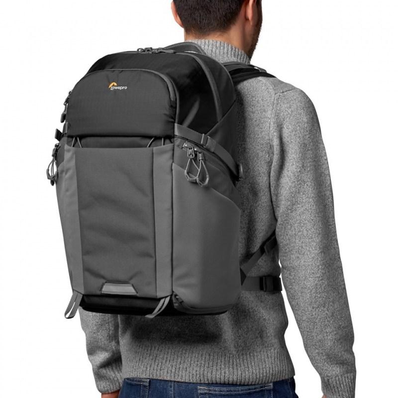 camera backpack lowepro photo active bp 300 lp37255 pww onbody
