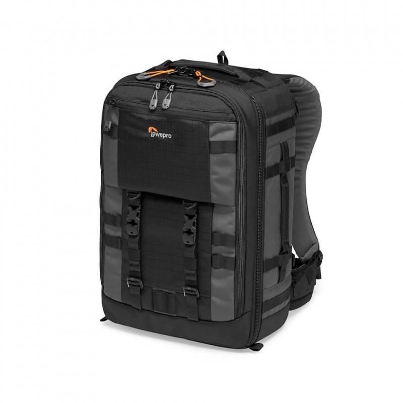 camera backpack lowepro pro trekker bp 350 aw ii lp37268 pww 45degrees