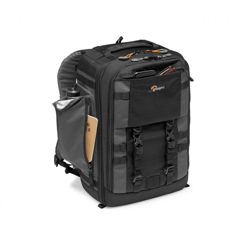 camera backpack lowepro pro trekker bp 350 aw ii lp37268 pww side pocket