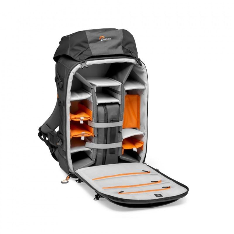 camera backpack lowepro pro trekker bp 550 aw ii lp37270 pww empty