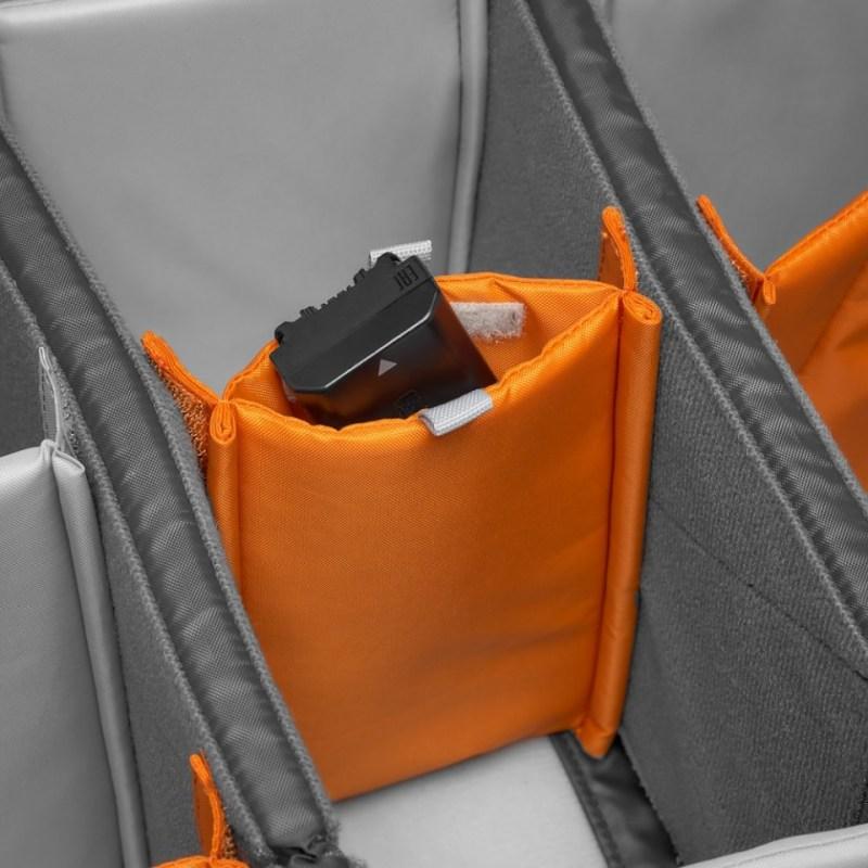 camera backpack lowepro pro trekker bp 550 aw ii lp37270 pww hinge divid 1